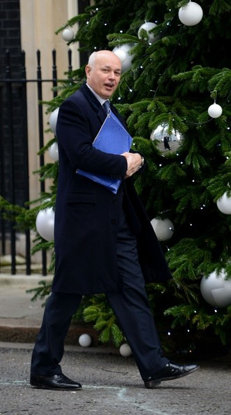 The Downing Street Executive Curio Desk: Cabinet Meeting At Number 10 Downing