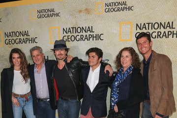 Ian Somerhalder Premiere of National Geographic's 'The Long Road Home'