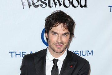 Ian Somerhalder Celebrities Attend Art of Elysium's 9th Annual Heaven Gala