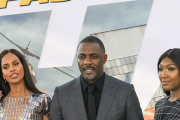 Idris Elba Isan Elba Premiere Of Universal Pictures' 'Fast & Furious Presents: Hobbs And Shaw'