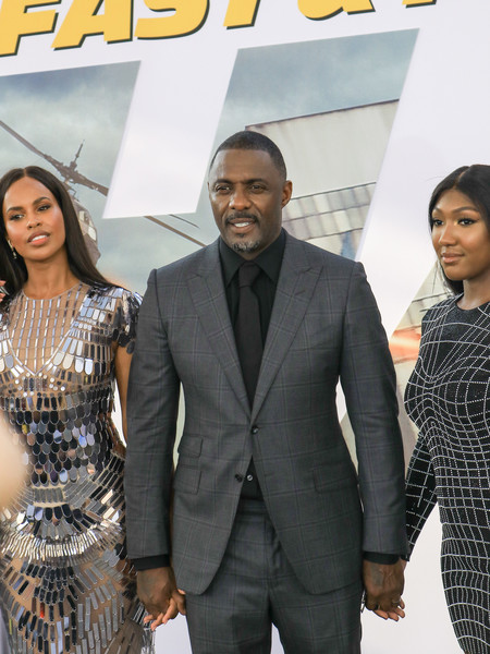 Premiere Of Universal Pictures' 'Fast & Furious Presents: Hobbs And Shaw' []