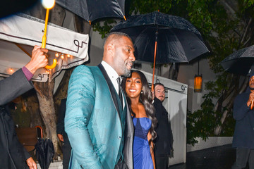 Idris Elba Idris Elba Outside Chateau Marmont In West Hollywood