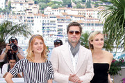 'Inglourious Basterds' Photocall at the Palais des Festivals during the 62nd Annual Cannes Film Festival .
