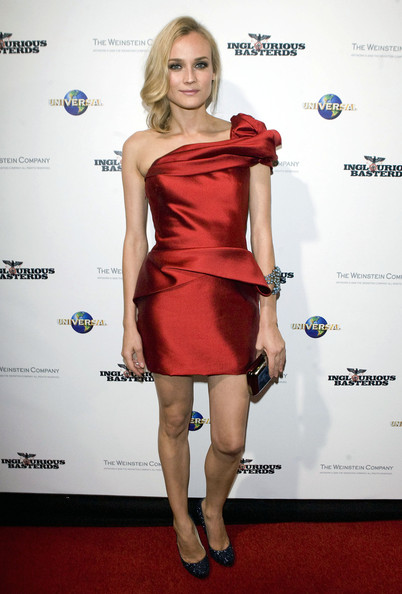 """Inglourious Basterds"" premiere in Sydney."