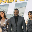 Isan Elba Premiere Of Universal Pictures' 'Fast & Furious Presents: Hobbs And Shaw'