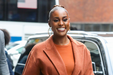 Issa Rae Issa Rae In NYC