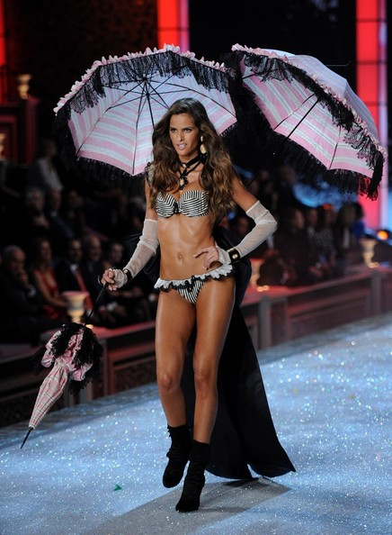 7eb56efac0 Izabel Goulart Photos Photos - 2011 Victoria s Secret Fashion Show ...