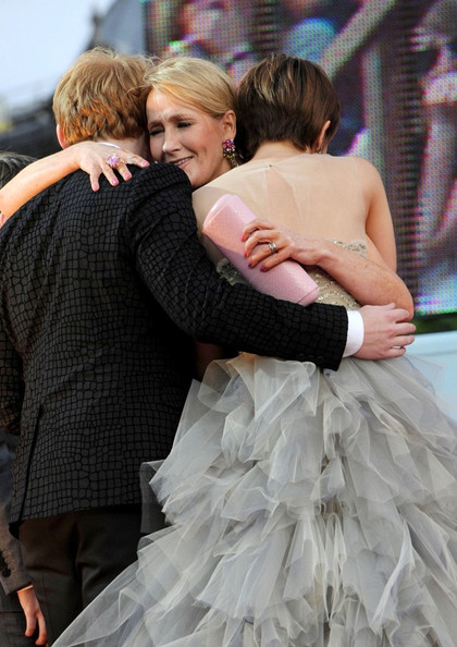 "An emotional ""Potter"" premiere []"