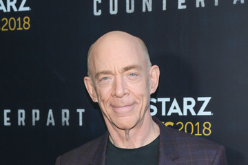 J.K. Simmons STARZ 'Counterpart' And 'Howards End' FYC Event