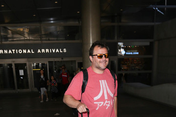 Jack Black Jack Black Is Seen at LAX