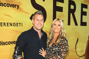 Christina Anstead and Ant Anstead are attending Discovery's 'Serengeti' premiere at Wallis Annenberg Center for the Performing Arts.