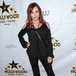 Jacklyn Zeman Celebrities Attends the Hollywood Walk of Fame Honors at Taglyan Complex