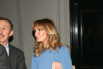 Jaclyn Smith Jaclyn Smith Outside Craig's Restaurant In West Hollywood