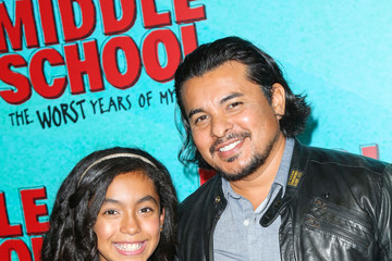 Jacob Vargas Premiere of CBS Films' 'Middle School: The Worst Years Of My Life'