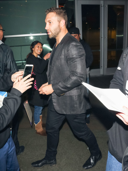 Jai Courtney Is Seen Outside 'The Kid' Premiere At ArcLight Theatre