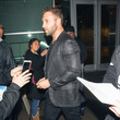 Jai Courtney Jai Courtney Is Seen Outside 'The Kid' Premiere At ArcLight Theatre