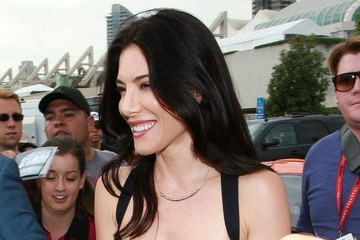Jaime Murray Jaime Murray at Comic-Con