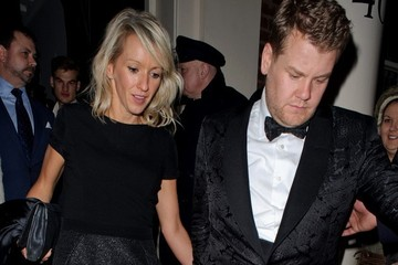 James Corden Celebs Out Late in London — Part 7