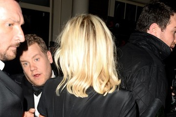 James Corden Celebs Out Late in London — Part 6