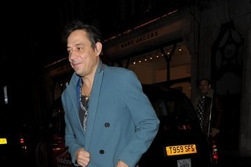 Jamie Hince Jamie Hince Enjoys a Night Out