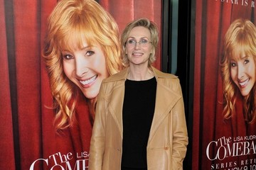 Jane Lynch 'The Comeback' Premieres in Hollywood