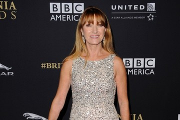 Jane Seymour BAFTA Los Angeles Jaguar Britannia Awards