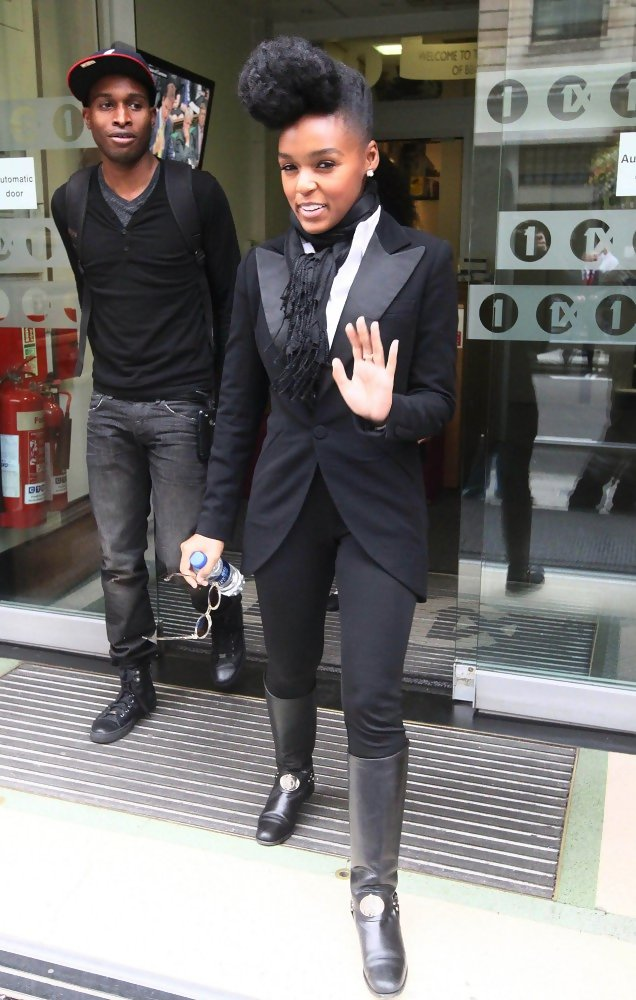 Janelle monae dating in Melbourne