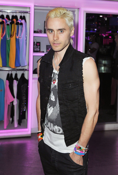 Jared Leto - Jared Leto at a VIP Room