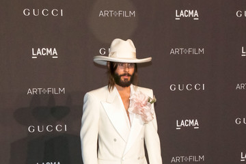 Jared Leto 2018 LACMA Art Film Gala Honoring Catherine Opie And Guillermo Del Toro Presented By Gucci