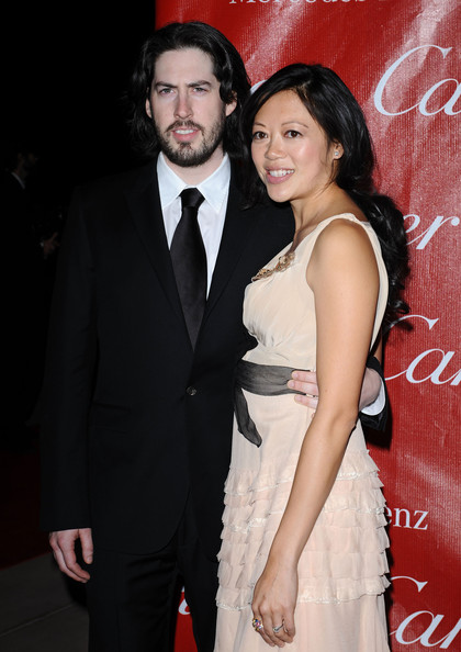 michelle lee. Michelle Lee and Jason Reitman