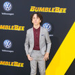 Jason Drucker 'Bumblebee' Premiere At TCL Chinese Theatre