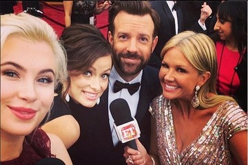 Jason Sudeikis Celebrity Social Media Pics