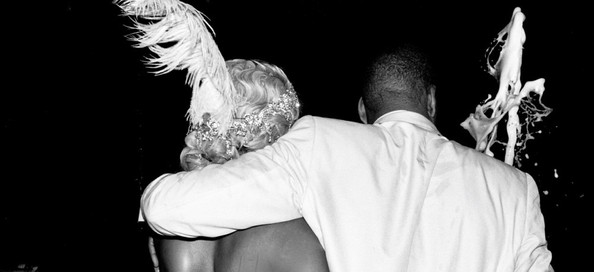 Jay-Z and Beyonce Knowles - Beyonce Tumblr Photos
