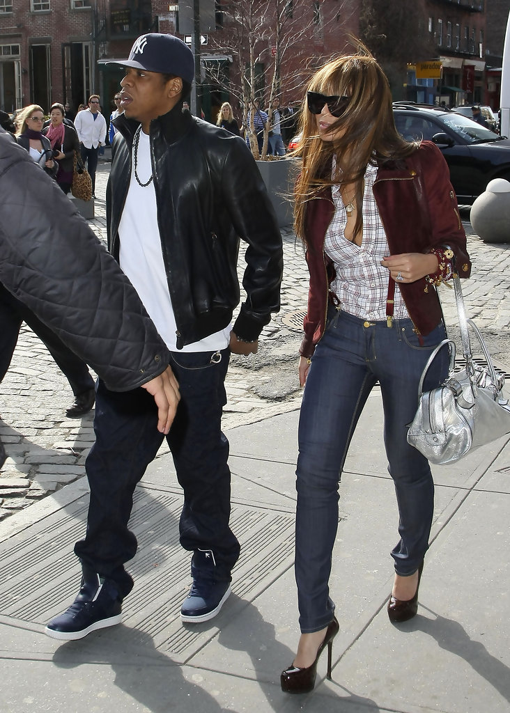 beyonce knowles photos photos jayz and beyonce at