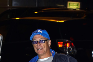 Jean-Claude Van Damme Celebrities Sightings at ArcLight Theatre