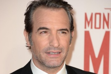 Jean Dujardin 'The Monuments Men' Premieres in London — Part 3