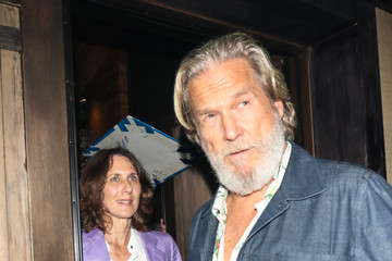 Jeff Bridges Jeff Bridges Outside District by Hannah An in West Hollywood