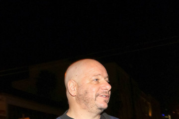 Jeff Ross Jeff Ross Is Seen Outside Craig's Restaurant In West Hollywood