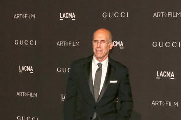 Jeffrey Katzenberg 2018 LACMA Art Film Gala Honoring Catherine Opie And Guillermo Del Toro Presented By Gucci