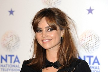 Jenna-Louise Coleman National Television Awards Press Room