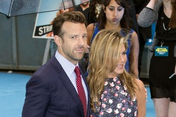 Jennifer Aniston Jason Sudeikis 'We're the Millers' Premieres in London