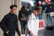 Daniel Seavey and Corbyn Besson Photos Photo