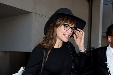 Jennifer Garner Jennifer Garner at LAX