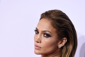 Jennifer Lopez Arrivals at the American Music Awards