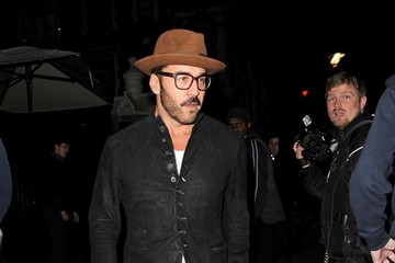 Jeremy Piven Another starstudded night at Chiltern Firehouse