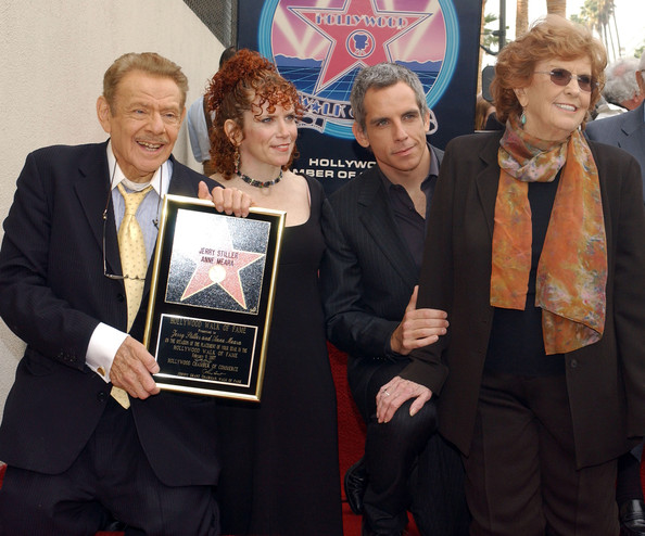 Jerry Stiller and Anne Meara 2011