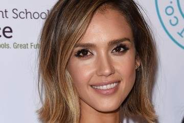 Jessica Alba Arrivals at the Impact Awards Dinner
