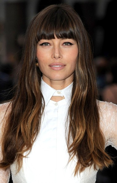 Jessica Biel - The UK premiere of 'Total Recall'