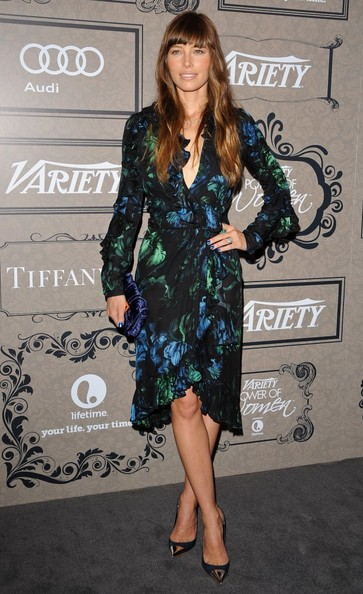 Jessica Biel - Variety's Power of Women Event