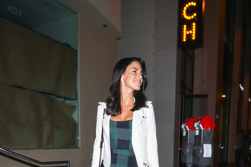 Jessica Lowndes Jessica Lowndes Outside Catch Restaurant In West Hollywood